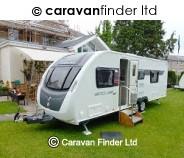 Sterling Eccles Coral SE 2014 caravan