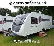 Sterling Eccles Quartz SE 2014 caravan