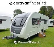 Sterling Eccles Solitaire 2014 caravan