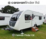 Sterling Eccles Sport 514 2014 caravan