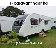 Sterling Eccles Sport 554 2014 caravan