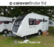 Sterling Eccles Topaz SE 2014 caravan