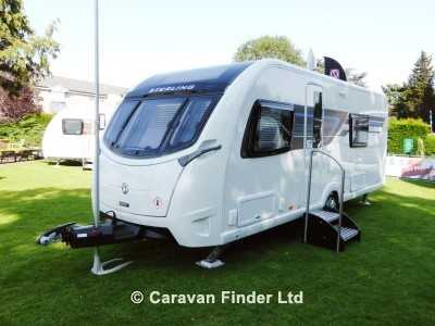 Sterling Continental 565 2015  Caravan Thumbnail