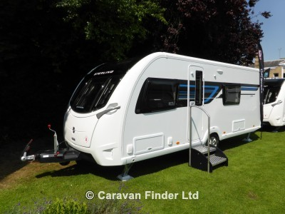 Sterling Continental 570 SOLD 2015  Caravan Thumbnail