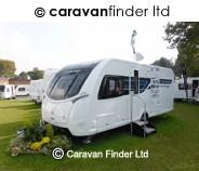 Sterling Continental 580 2015 caravan