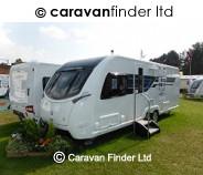 Sterling Continental 645 2015 caravan
