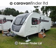 Sterling Eccles Wayfarer SE 2015 caravan