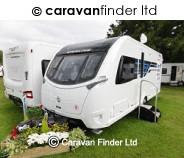 Sterling Continental 580 2016 caravan