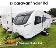 Sterling Continental 645 2016 caravan