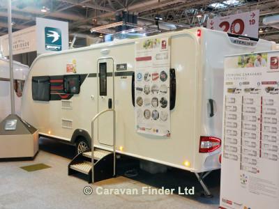 Sterling Eccles 590 2016  Caravan Thumbnail