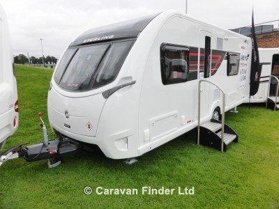 Sterling Elite 570 2016  Caravan Thumbnail