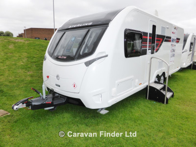 Sterling Elite 645 2016  Caravan Thumbnail