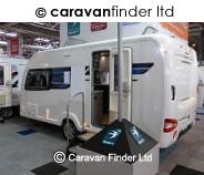 Sterling Continental 480 2017 caravan