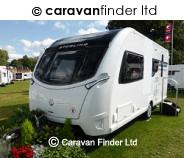 Sterling Continental 530 2017 caravan