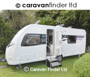 Sterling Continental 565 2017 caravan
