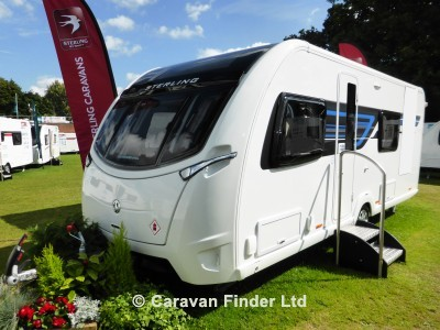Sterling Continental 570 2017  Caravan Thumbnail