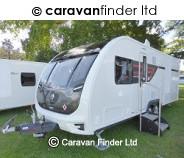 Sterling Eccles 645 2017 caravan