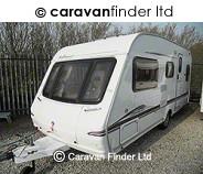 Swift Accord 490 1996 caravan