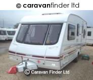 Swift Challenger 490 2001 caravan