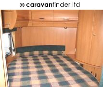 Used Swift Conqueror 645 2002 touring caravan Image