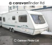 Swift Conqueror 645 2002 caravan
