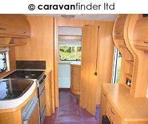 Used Swift Celeste 15 2004 touring caravan Image