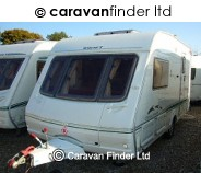 Swift Challenger 460 SE 2004 caravan