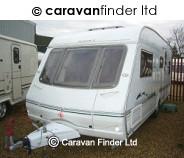 Swift Challenger 550 2004 caravan