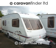 Swift Islay Special Edition 2004 caravan