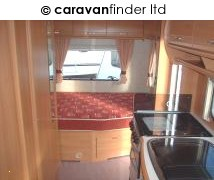 Used Swift Charisma 555 2004 touring caravan Image