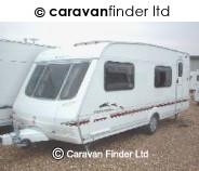 Swift Charisma 570 2004 caravan
