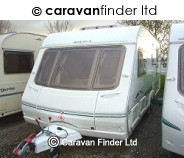 Swift Conqueror 580 2004 caravan
