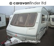 Swift Utopia 470 2004 caravan