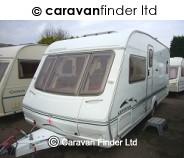 Swift Utopia 500 2004 caravan