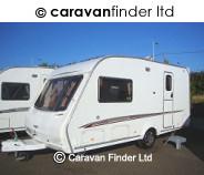 Swift Challenger 460 2005 caravan