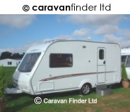 Swift Challenger 470 2005 caravan
