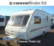 Swift Challenger 480 2005 caravan