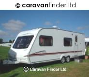 Swift Charisma 590 2005 caravan