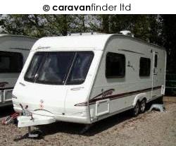 Swift Fairway 590 2005  Caravan Thumbnail