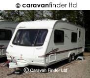 Swift Fairway 590 2005 caravan
