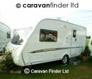 Swift Challenger 470 2006 caravan