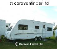 Swift Conqueror 650 LUX 2006 caravan