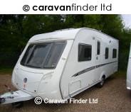 Swift Challenger 540 2007 caravan