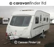 Swift Challenger 560 2007 caravan