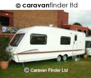 Swift Charisma 590 2007 caravan