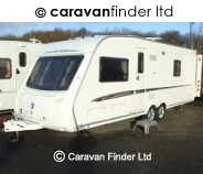 Swift Conqueror 630 2007 caravan