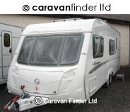 Swift Bowemere GT 2008 caravan