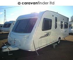 Swift Challenger 540 2008  Caravan Thumbnail
