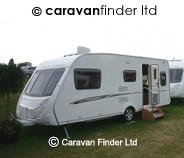 Swift Charisma 540 2008 caravan