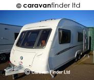 Swift Charisma 590 2008 caravan